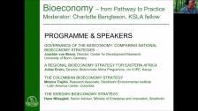 Bioeconomy – from pathways to practice 9 june 2021