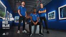 Third Jersey | DIF x adidas