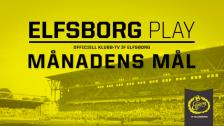 Månadens mål april IF Elfsborg