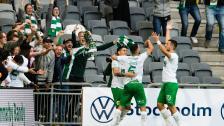 Höjdpunkter från 2-1-segern över Malmö