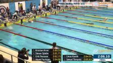 50 400m Medley Herrar Final SM/JSM 25m 2015