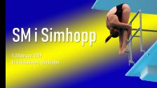 SM i simhopp, Finaler, eftermiddag 1 februari -19