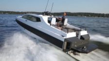Ruptech 32 – tuffaste sjöjeepen