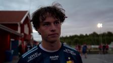 Intervjuer efter segern mot Karlslund