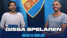Gissa spelaren | Walker vs Danielson