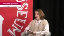 Bertha Wellin – högerkvinna och fackpamp från Runsten