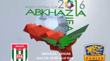 Abkhazia - Panjab - 5 June 16:00 GMT