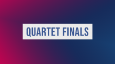 Quartet Finals 2019