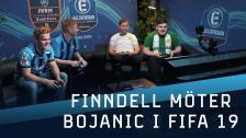 Finndell möter Bojanic i FIFA 19