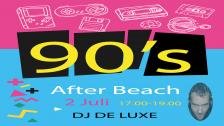 Ytown 90´s After Beach Party - DJ De Luxe