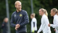 Axelsson – Är i ett skede där stödet betyder väldigt mycket