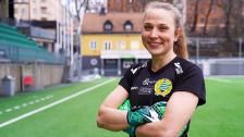 Anna Tamminen – En proffsig klubb – högre tempo här
