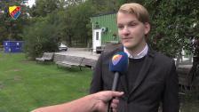 Martin Petersson inför derbyt