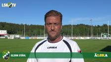 Glenn Ståhl om vår seger mot Assyriska och inför matchen mot Kristianstad