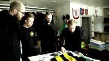 Premiär för både Hammarby Fotboll och LW