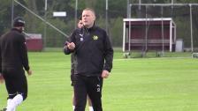 Billborn inför AIK-mötet - Vi går givetvis in för att vinna matchen
