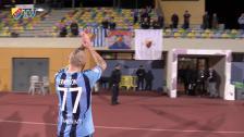 Kapten Eriksson efter segern