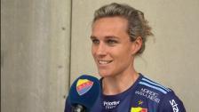 Hannah Wilkinson har anslutit till laget