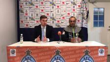 Eftersnack: AFC Eskilstuna - IF Elfsborg