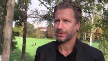 Jesper Jansson om förlängningen med Kennedy