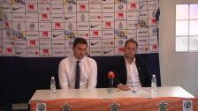 Presskonferensen efter 0-0 i Eskilstuna