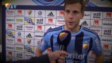 Gunnarsson efter förlusten mot Jönköping