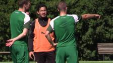 Pablo - Vi tar med oss mycket från förra mötet med Elfsborg