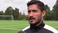 Pablo om nya rollen som assisterande tränare