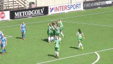 Se målen från hemmasegern över IFK Kalmar