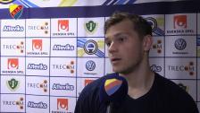 Jesper Karlström tog en startplats
