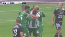 Se målen från cupsegern över Carlstad United