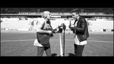 Adam Englund och Mathias Melo – Här är du Aldrig Ensam (akustisk version)