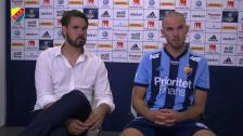 Vaiho och Danielson efter tre nya poäng