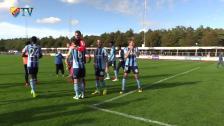 Niklas Gunnarsson visade känslor efter matchen