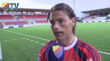 Kennet Höie och Stefan Karlsson om matchen