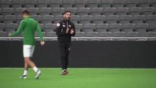 Pablo väntar sig högt pressande Malmö