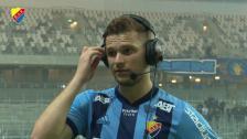 Intervjuer efter Djurgården - Lilleström