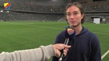 Matteo Catenacci har spelat sig till ett kontrakt