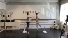 Balettitunti Jatkotaso IIRIS
