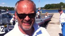 Vi kommer skörda offer – Johan Rheborg i Roslagsloppet
