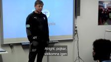 MFF-spelare analyserar matchen mot Trelleborgs FF