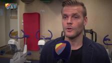 Inför årsmötet: Johan Arneng