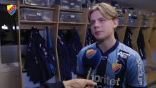 Oscar Pettersson flyttas upp till A-laget