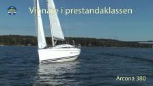 Årets Segelbåt 2015: Arcona 380