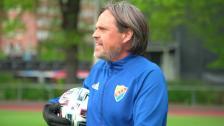 Pontus Wilgodt - ny målvaktstränare i DIF Dam