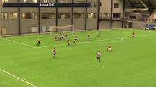 Höjdpunkter från U19-SM-finalen mellan IFK Göteborg och Djurgården
