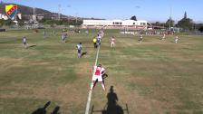 Höjdpunkter från matchen mot Ajax Cape Town
