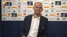 Kapten Danielson ger sin syn på matchen mot FF