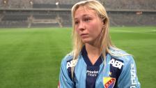 Maria Hovmark om debuten