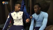 Mayambela intervjuar Tino om drömmålet